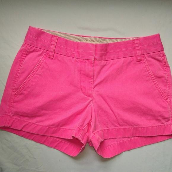 "J. Crew Pants - J. Crew 3"" Broken-In Chino Shorts"